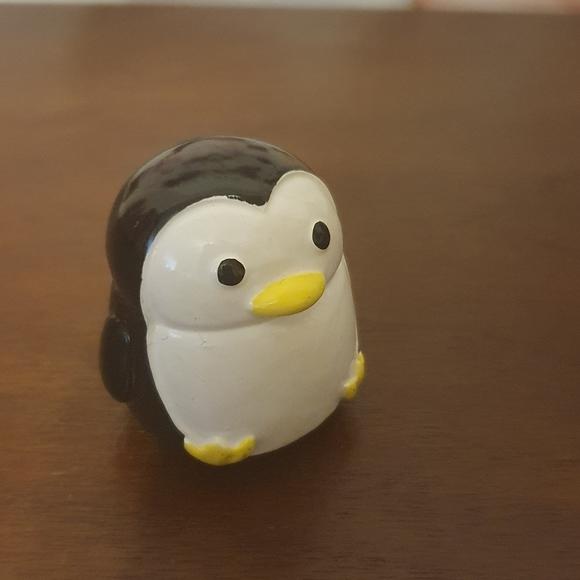 2/$5 Black Penguin Lip Balm